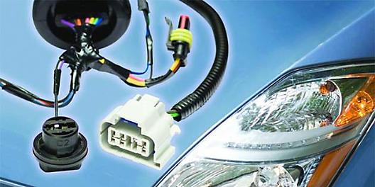 用于车辆照明系统的材料